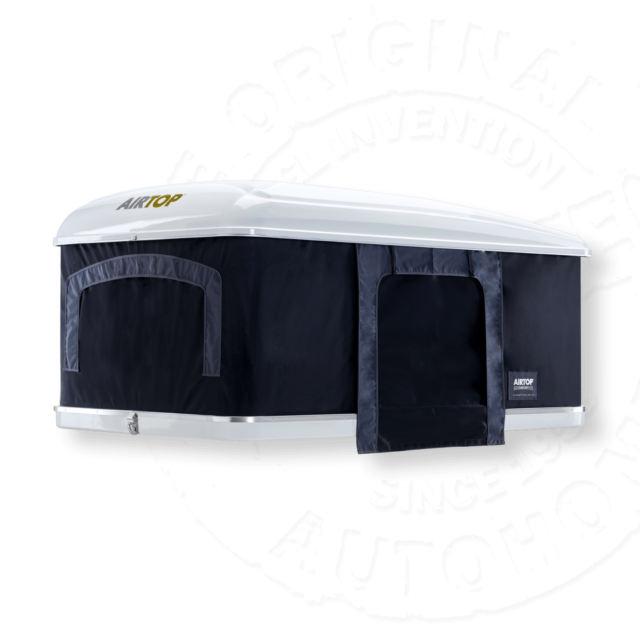 White Airtop Prospective - Roof Top Tents by Autohome