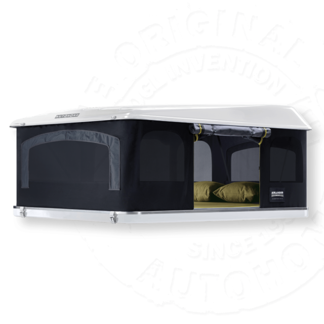 White Maggiolina Prospective - Roof Top Tents by Autohome