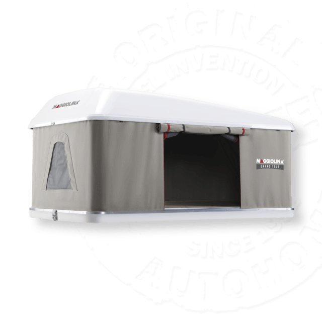 Grey Maggiolina GT Prospective - Roof Top Tents by Autohome