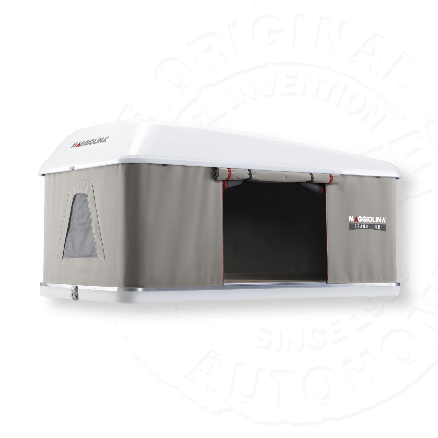 White Maggiolina GT Prospective - Roof Top Tents by Autohome