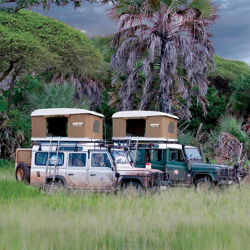 Roof top tents for camping by Autohome