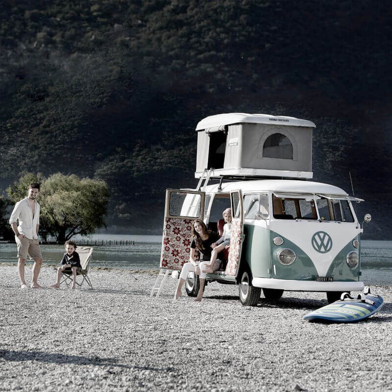 Volkswagen Roof top tents for camping by Autohome