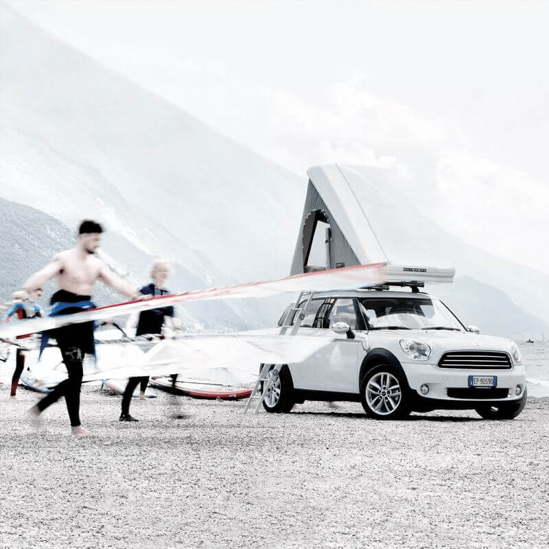 Mini Roof top tents for camping by Autohome