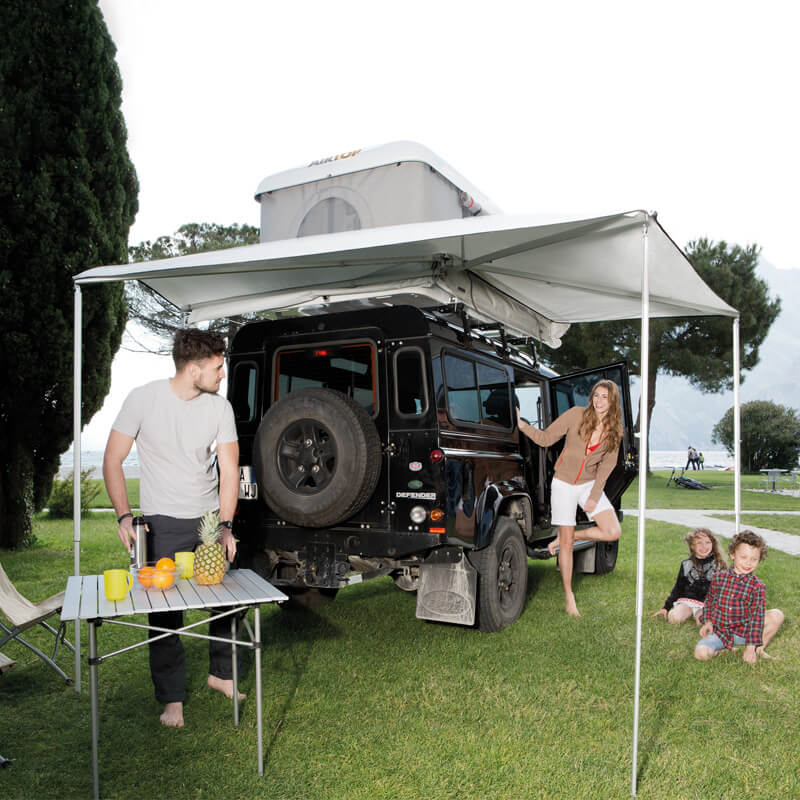Happy Family - Autohome Roof Top Tents