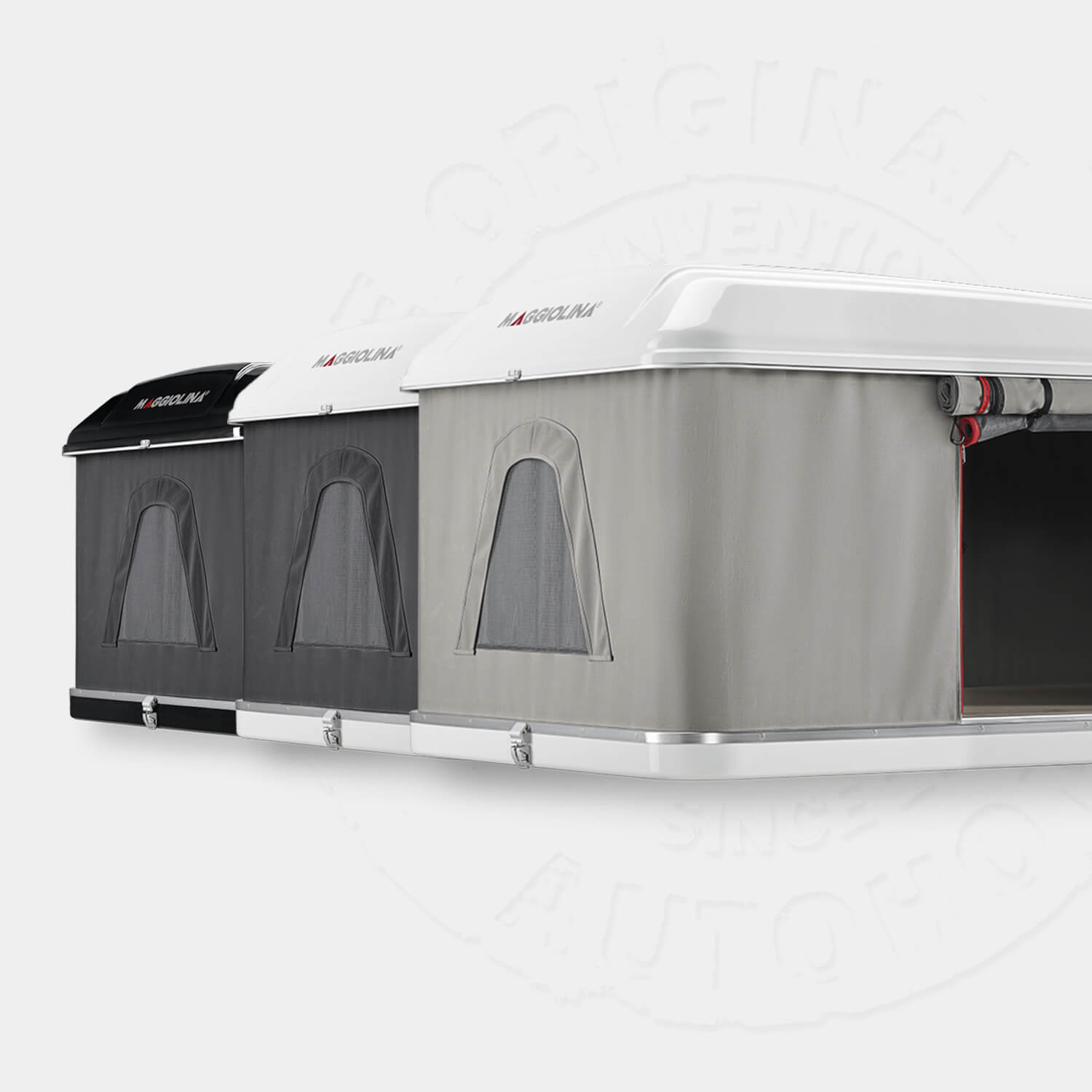 Maggiolina - Roof Top Tents by Autohome