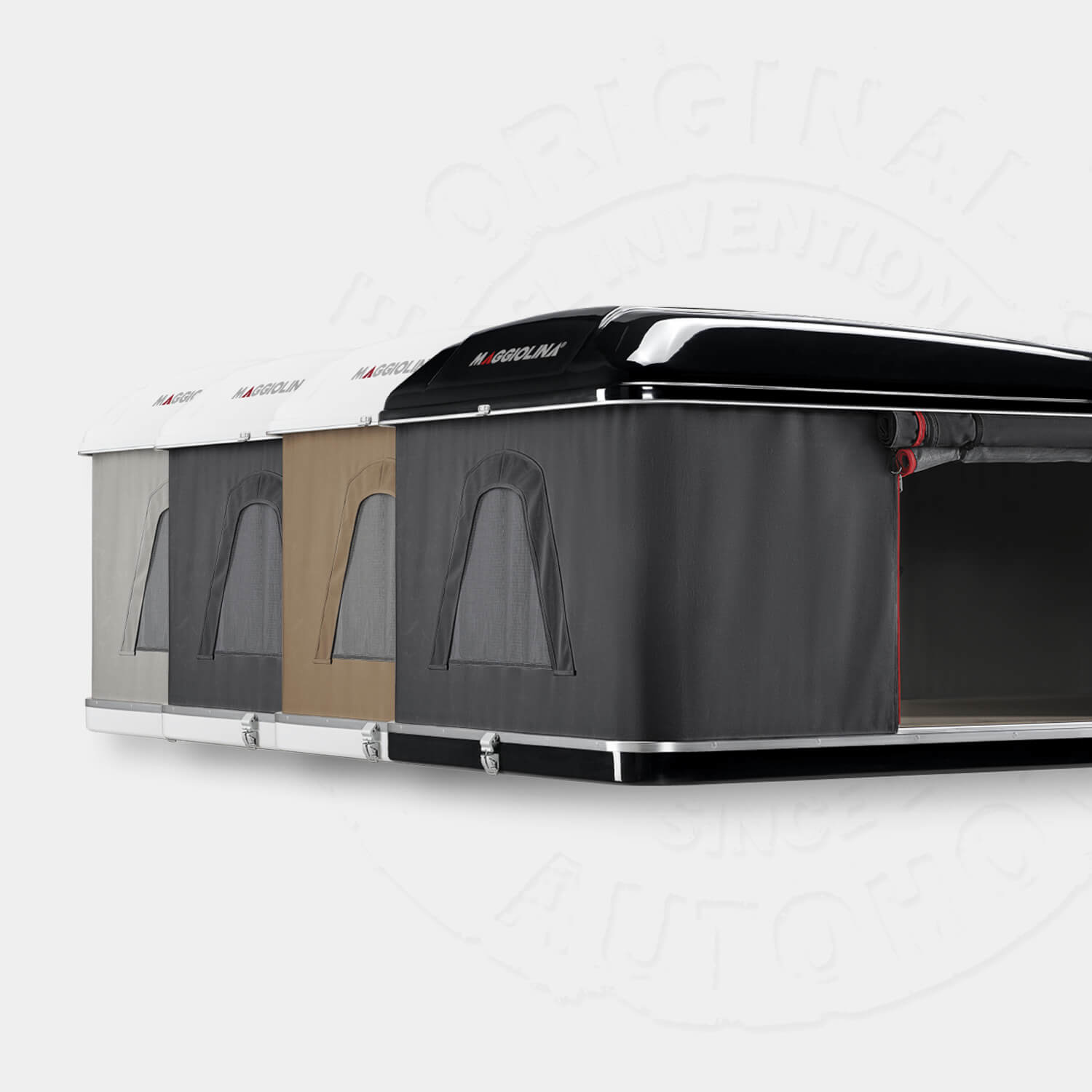 Maggiolina Airlander - Roof Top Tents by Autohome