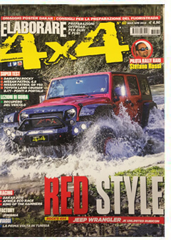 February 4x4 Cover - Autohome Roof Top Tents