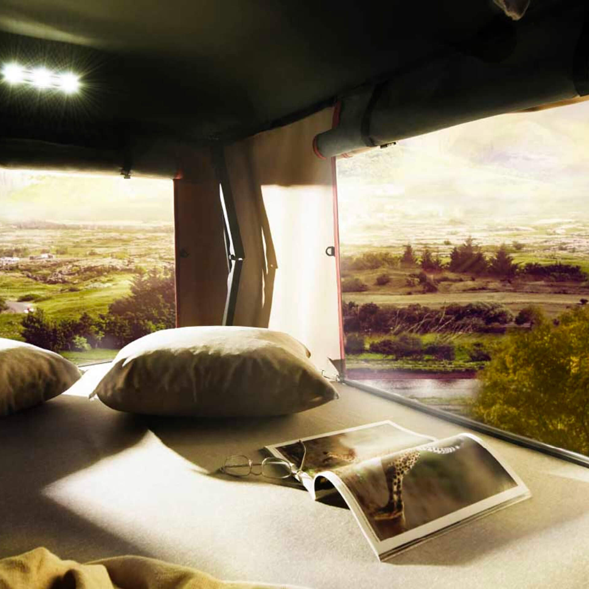 Autohome Dachzelt - Roof Top Tents magazine