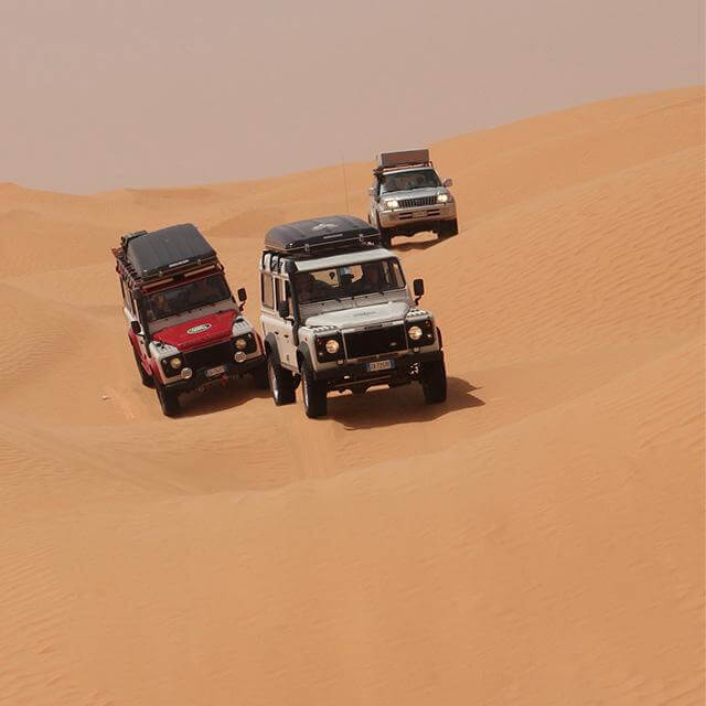 Desert Offroad - Autohome Roof Top Tents