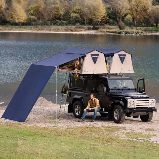Overcamp - Autohome Roof Top Tents