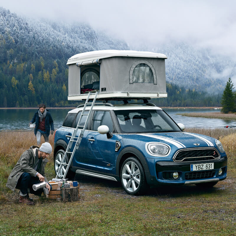 Roof Top Tents by Autohome Dachzelt - Mini partnership