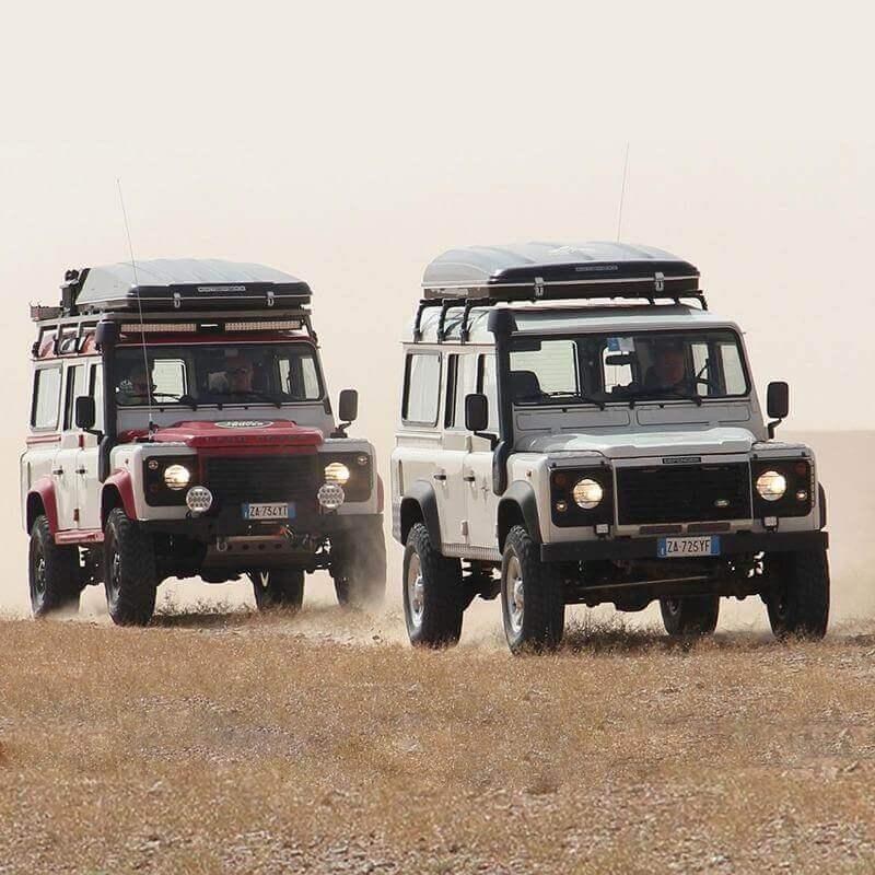 Land Rover Tenda da Tetto Autohome