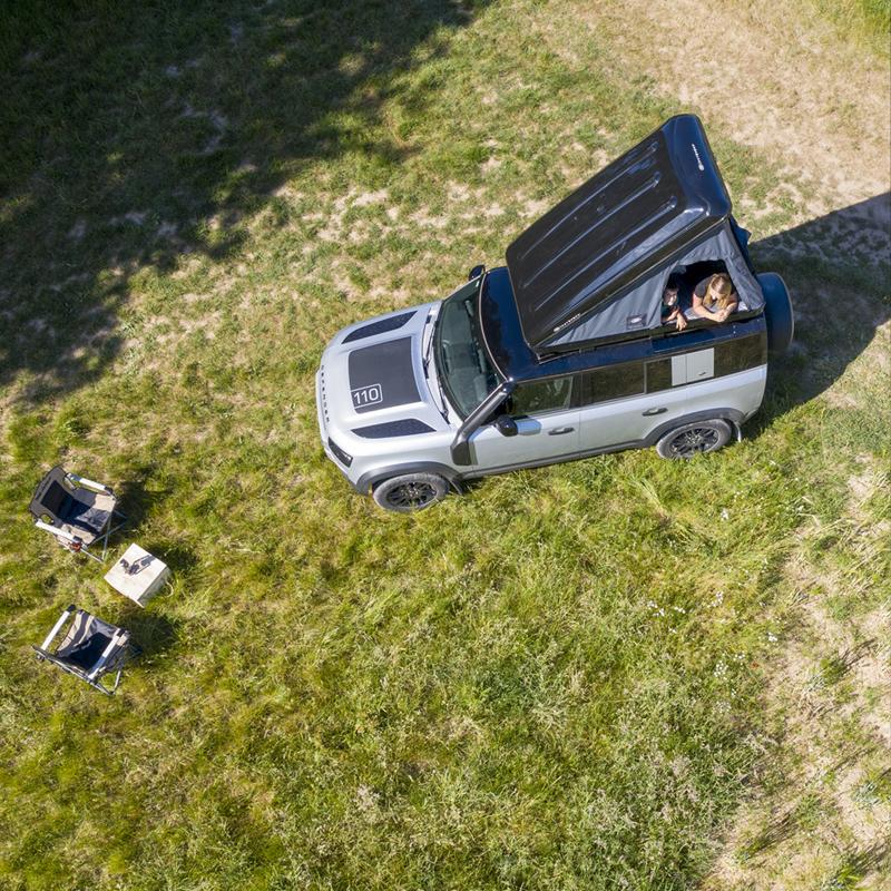 tenda da tetto autohome land rover